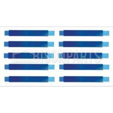 RATCHET STRAP PVC WEAR SLEEVES (PKT 10)