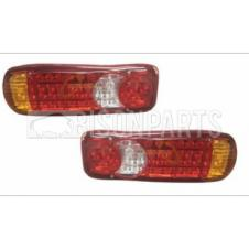 LED REAR COMBINATION LAMPS 24V (PAIR)