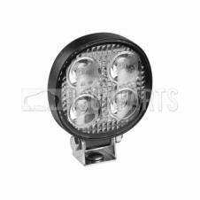 LED CLEAR REVERSE & WORKLAMP 12/24 VOLT