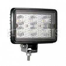 LED CLEAR WORKLAMP 12/24 VOLT
