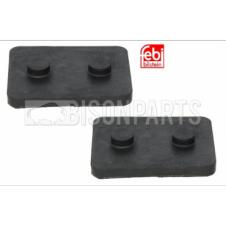 SUSPENSION SPRING RUBBER BUFFER PAD