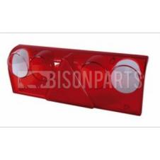 EUROPOINT II REAR COMBINATION LAMP LENS ONLY FITS RH OR LH