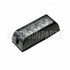 FRONT CLEAR LED MARKER LAMP 12/24 VOLT