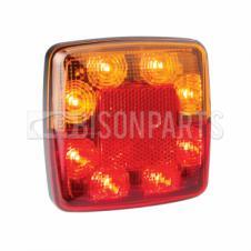 REAR LED COMBINATION LAMP FITS RH OR LH 12 VOLT