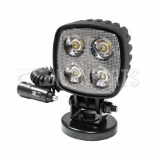 LED MAGNETIC MOUNTED WORKLAMP 12/24 VOLT
