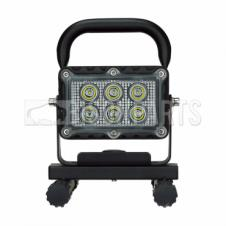 LED RECHARGEABLE WORKLAMP 12/24 VOLT