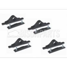 MUDGUARD / MUDWING MOUNTING BRACKET 35MM (PKT 4)