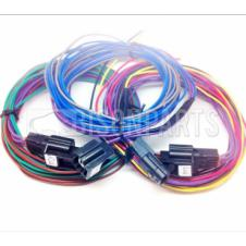 SET OF 3 DEDICATED WIRING LOOMS FOR TOWBAR RELAY (PRE ORDER)