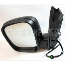 ELECTRIC & HEATED DOOR WING MIRROR HEAD PASSENGER SIDE LH