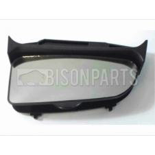 DOOR WING MIRROR LOWER GLASS DRIVER SIDE RH