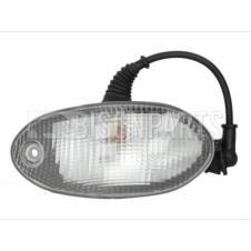 CLEAR SUNVISOR MARKER LAMP PASSENGER SIDE LH