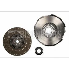3 PIECE CLUTCH ASSEMBLY 362MM