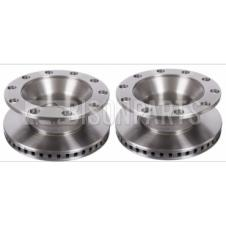 BRAKE DISCS FITS RH OR LH (PAIR)