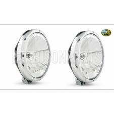 RALLYE 3003 CLEAR DRIVING LAMP WITH POSITION LIGHT FITS RH OR LH (PAIR)