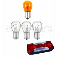 REAR TAIL LAMP BULB KIT FITS RH OR LH 12 VOLT