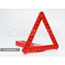 LED ROAD SAFETY WARNING TRIANGLE