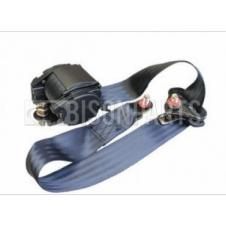 BLACK SEAT BELT ASSEMBLY