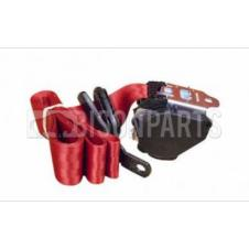 RED SEAT BELT ASSEMBLY