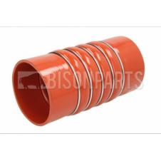 RED INTERCOOLER CHARGER AIR HOSE