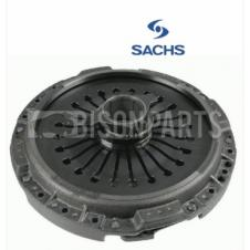 CLUTCH COVER WITH RELEASE BEARING