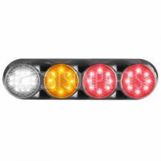 LED REAR QUAD COMBINATION LAMP FITS RH OR LH 12/24V