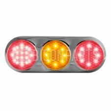 LED REAR TRIPLE COMBINATION LAMP FITS RH OR LH 12V