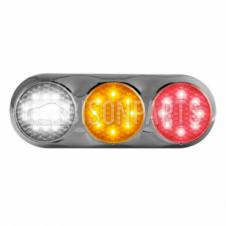 LED REAR TRIPLE COMBINATION LAMP FITS RH OR LH 12/24V