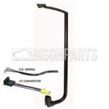 MIRROR ARM ASSEMBLY PASSENGER SIDE LH