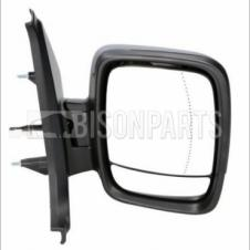 ELECTRIC DOOR WING MIRROR HEAD DRIVER SIDE RH