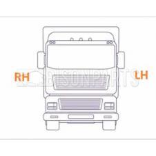 ELECTRIC MAIN MIRROR HEAD FITS RH OR LH
