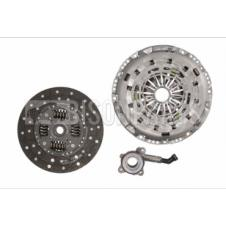 3 PIECE CLUTCH ASSEMBLY WITH CSC