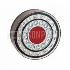 LED REAR FOG LAMP FITS RH OR LH