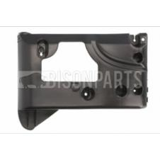 REAR BUMPER BRACKET PASSENGER SIDE LH