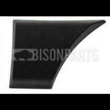 DOOR MOULDING STRIP SHORT REAR PASSENGER SIDE LH (5L)