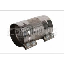 VERTICAL EXHAUST FLEXI PIPE SECTION
