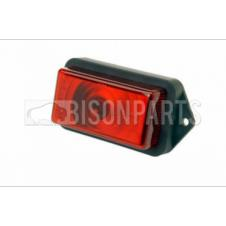 RED REAR MARKER LAMP FITS RH OR LH