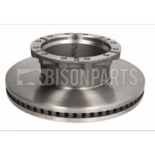 BRAKE DISC FITS RH OR LH