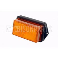 AMBER MARKER LAMP FITS RH OR LH