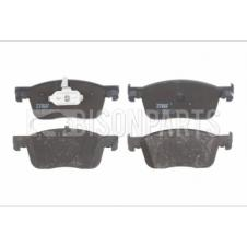 FRONT BRAKE PAD AXLE SET