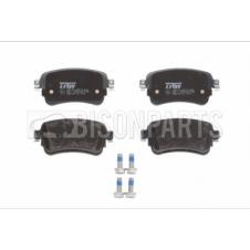 REAR BRAKE PAD AXLE SET