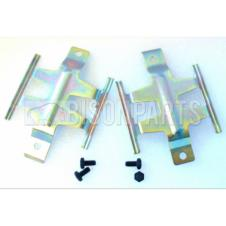 BRAKE PAD RETANING PLATE KIT