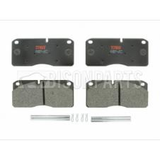 BRAKE PAD SET FITS RH OR LH