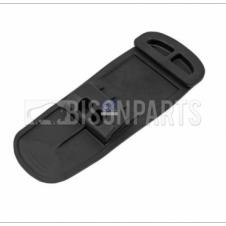 REAR AXLE WING TOP RUBBER STRAP