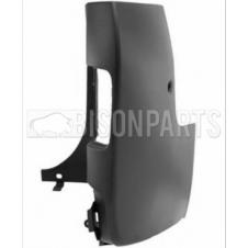 REAR GREY BUMPER CORNER DRIVER SIDE RH