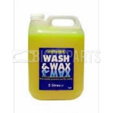POLYGARD WASH & WAX 5 LITRES