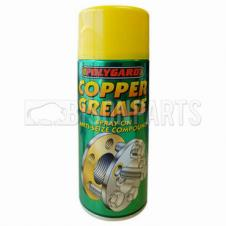 POLYGARD COPPER GREASE SPRAY 400ML
