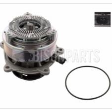 WATER PUMP & VISCOUS FAN CLUTCH ASSEMBLY