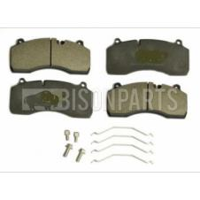 BRAKE PAD AXLE SET & FITTING KIT