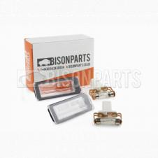 REAR NUMBER PLATE LAMPS (PAIR)