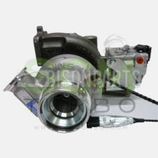 TURBO CHARGER ASSEMBLY WITH VTG